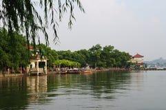 O lago ocidental Imagem de Stock