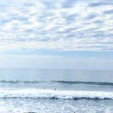 O Laguna Beach é um lugar bonito imagens de stock