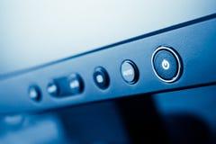O LCD scrren Imagem de Stock Royalty Free