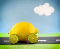 O limão proverbial Foto de Stock