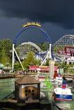 O Liseberg Funpark em Goterbrog Foto de Stock