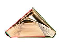 O livro é encerrado em um livro que representa as escadas das páginas Escadaria e uma casa dos livros fotografia de stock royalty free