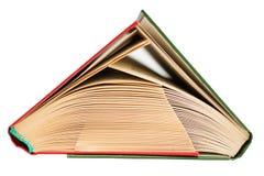O livro é encerrado em um livro que representa as escadas das páginas Escadaria e uma casa dos livros imagens de stock royalty free