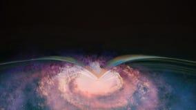 O livro é sobre aventuras do espaço fantasy ilustração do vetor