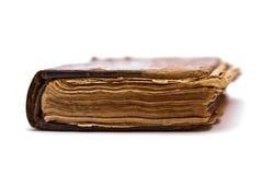 O livro antigo velho isolou-se Imagem de Stock Royalty Free