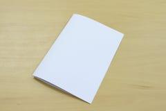 O Livro Branco Foto de Stock
