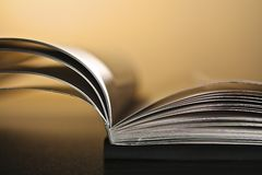 O livro da sabedoria Foto de Stock Royalty Free