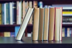 O livro de conhecimento Fotos de Stock