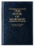 O livro de mórmon Fotografia de Stock Royalty Free