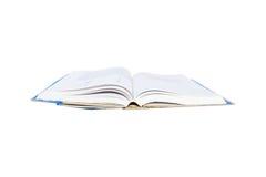 O livro está aberto Imagem de Stock Royalty Free