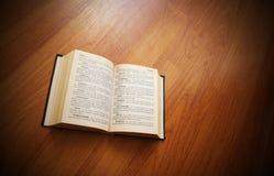 O livro religioso Fotos de Stock Royalty Free