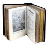 O livro religioso ortodoxo antigo Fotografia de Stock