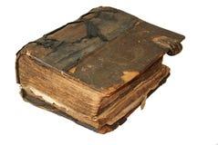 O livro velho Foto de Stock