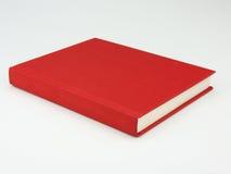 O livro vermelho ilustração stock