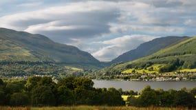 O Loch ganha Fotos de Stock