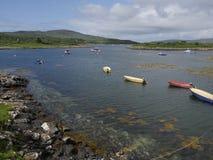 O Loch Tuath, ilha de ferventa com especiarias Fotos de Stock