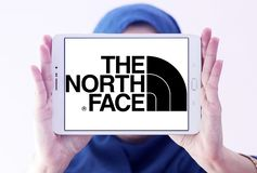 O logotipo norte da empresa da cara Imagem de Stock Royalty Free