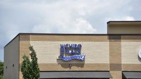 O lugar de Chiro, Memphis, TN imagens de stock