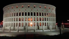 O lugar famoso de Colosseum Fotografia de Stock Royalty Free