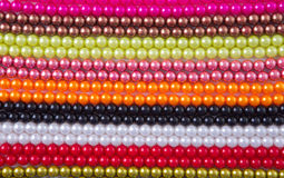 O mármore colorido perla o fundo Fotos de Stock