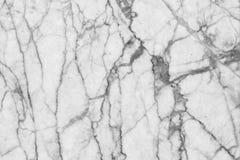 O mármore preto e branco abstrato modelou (o fundo da textura dos testes padrões naturais) Foto de Stock