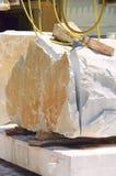 O mármore viu Fotografia de Stock