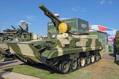 O 9M123 Khrizantema Imagem de Stock