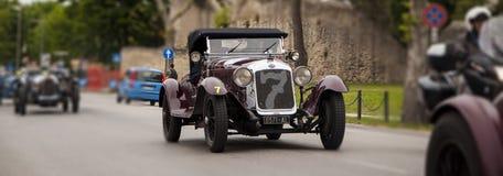 O M 665个SS MM Superba 1930年 图库摄影