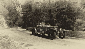 O M 665 SUPERBA 1927 Stock Afbeeldingen