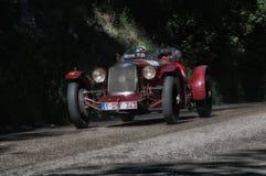 O M 665 SUPERBA-TORPEDO 1925 Stock Afbeeldingen