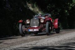 O M 665 SUPERBA-TORPEDO 1925 Royalty-vrije Stock Foto