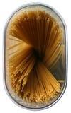 O macarronete no banco. imagem de stock royalty free