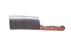 O machado de mão isolou-se Foto de Stock