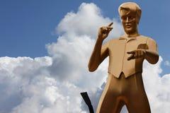 Elvis Presley Imagens de Stock