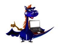 O mais novo o Internet da tecnologia Imagem de Stock