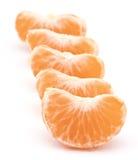 O mandarino Imagem de Stock Royalty Free
