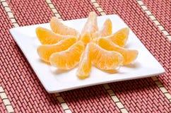 O mandarino Fotografia de Stock Royalty Free