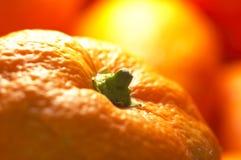 O mandarino Foto de Stock Royalty Free