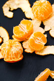 O mandarino delicioso Imagens de Stock Royalty Free
