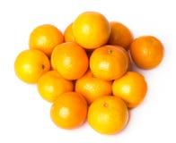 O mandarino delicioso Imagem de Stock Royalty Free