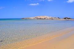 O mar Foto de Stock