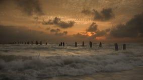 O mar Imagem de Stock Royalty Free