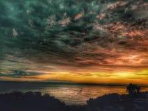 O mar Foto de Stock Royalty Free