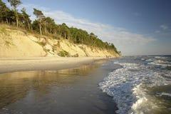O mar Báltico Foto de Stock Royalty Free