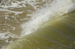 O mar Báltico emocionante em junho Fotos de Stock