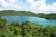 Mar de St John foto de stock royalty free