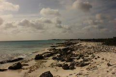 O mar de Bonaire imagem de stock royalty free