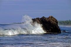 O mar de Caleta de Campos Fotos de Stock
