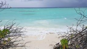 O mar em Maldivas Imagem de Stock Royalty Free