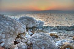 O mar inoperante foto de stock